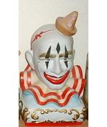Clown Bust Decanter by Ezra Brooks - $12.00