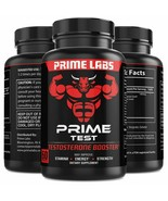1 Testosterone Booster Stronger than Granite Natural Test Boost 60 Tablets - $34.63