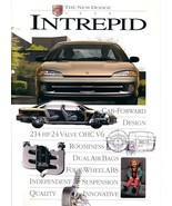 1995 Dodge INTREPID sales brochure catalog US 95 ES - $8.00