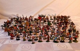190+ Ral Partha Grenadiers TSR Pewter Miniature Figures Dungeons & Dragons - $546.25