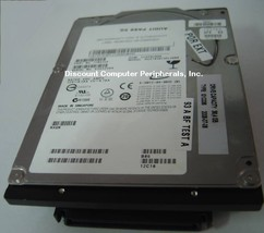 IBM HUS103073FL3800 36GB 10K RPM 3.5 SCSI 80PIN Drive 6 instock Tested F... - $17.95