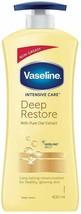 Vaseline Intensive Care Deep Restore Body Lotion, 600 ml - $32.89+