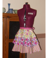 Retro Apron with a Modern Flare - $25.00