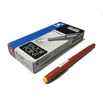 RAZOR POINT SW-10PP Extra Fine RED Marker Pen (Pack of 12), Pilot, for D... - $24.99