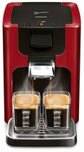 Philips Quadrante HD7865/80 Coffee Maker Independent Machine Of On Capsules - $237.40