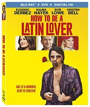 How To Be A Latin Lover [2017, Blu-ray/DVD]