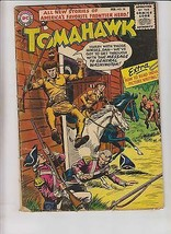 Tomahawk #38 GD/VG february 1956 - silver age dc comics - western fronti... - $45.99