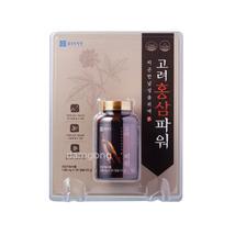 1,000mg x 120 capsule Korean Red Ginseng Powder Capsule, black raspberry Saponin - $48.00