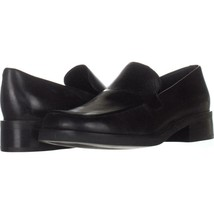 Franco Sarto Bocca Loafer Flats, Black, 5 US - $32.63