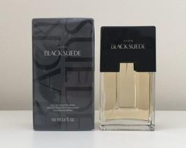 Black Suede Eau de Toilette Spray for Men 3.4 fl oz - $18.03