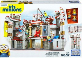 Mega Construx Despicable Me Castle Adventure Building Set - $373.88