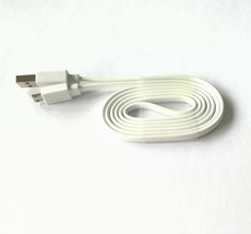 White Micro USB Fast Charger Flat Cable Cord for JBL pulse 3 2 flip 2 3 Speaker - $6.72