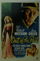 Out of the Past (2) - Robert Mitchum - Movie Poster - Framed Picture 11 x 14 - $32.50