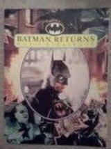 Batman Returns:the Movie Stybk Golden Books - $4.70