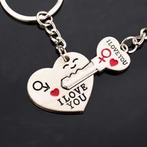 Keychain  I love you heart-shaped - $5.99+