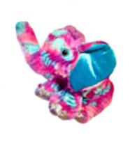 Wild Republic Colorkins Adorable Multicolored Plush Elephant   - $9.99