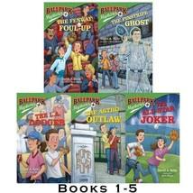 BALLPARK MYSTERIES Childrens Sports Series by David A Kelly Paperback Bo... - $23.99