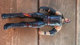 Wwe Catch Mattel Séries Basiques 23 Big Rouge Machine Masqué Kane Figurine - $11.67