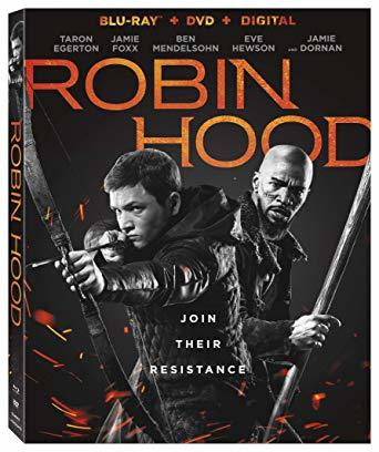 Robin Hood [Blu-ray + DVD + Digital] (2019)