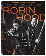 Robin Hood [Blu-ray + DVD + Digital] (2019)