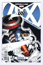 Avengers vs X-Men #1 Avengers Team Store Variant NM- 2012 Marvel [Comic]... - $4.95