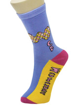 Days Of The Week Crew Cut Novelty Socks  6 Pairs - $13.99