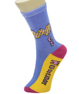 DAYS OF THE WEEK CREW CUT NOVELTY SOCKS- 6 Pairs - $13.99
