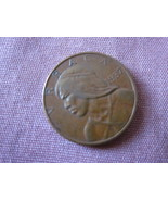 Panama un centesimo 1937 coin - $2.59