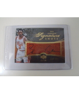 Ben Gordon Upper Deck Signature Shots #d 168/369 - $7.00