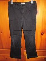 The Children's Place Pants w/ adjustable Waist - Girls Size: 8 - Black - $4.83
