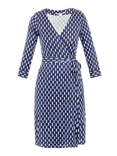 7291f47e32e0c Diane von Furstenberg NEW JULIAN TWO Wrap and 50 similar items.  Wowpdr780002blu 1 large