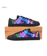 Male and female lovers of fashion and leisure students low gang of canva... - $120.00