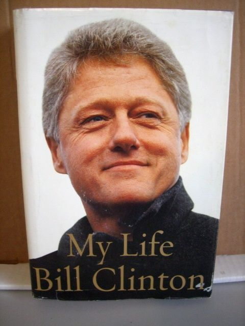 Primary image for My Life by Bill Clinton (2004, Hardcover)