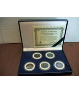 Coin Collections-The Fifty State Colorized Quar... - $25.95
