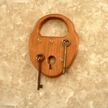 Lock Key Rack - Key Organizers   - $15.95