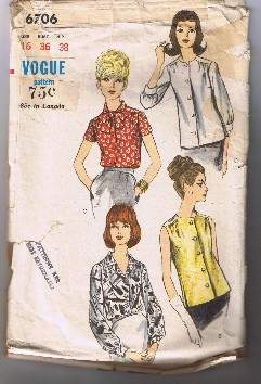 Vogue 6706