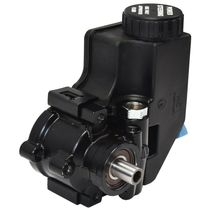 Power Steering Pump GM Aluminum Type II with Integral Reservoir (Black) image 3
