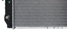 RADIATOR GM3010146 FITS 00 CADILLAC DEVILLE DTS MODEL WITH EOC image 4