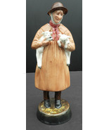 Royal Doulton Figurine - Farm and Country Series - Lambing Time HN1890 - $52.24