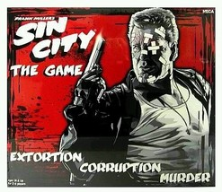 NEW NECA 2005 Frank Miller's SIN CITY THE BOARD GAME Collectible 1st Edi... - $29.35