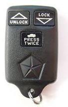 1994 Dodge Caravan New Keyless Remote Control Fob Entry Clicker Transmitter  - $29.99