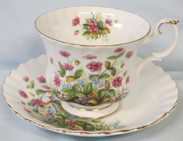 Royal Albert Cup and Saucer Michele - $39.49
