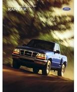 1998 Ford RANGER sales brochure catalog US 98 Splash - $8.00