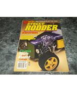 Street Rodder Magazine Vol 24 No 12 December 1995 Door Do Overs - $2.99