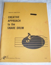 Creative Approach for the Snare Drum - Britton - $6.00