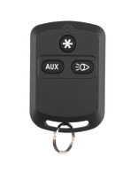 Primary image for Brand New 3 Button EZSDEI28171 AUTO COMMAND/DEI REMOTE START FOB Alarm