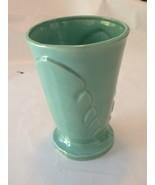Vintage Large  8 Inch Tall Pottery Vase Urn - $24.00