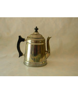 Vintage Antique Manning Bowman Teapot Tea Pot Coffeepot - $75.00
