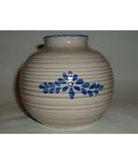 Vintage Pottery Stoneware Vase - $12.00