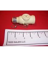 Cooper Wiring 718V-BOX Pull Chain Lamp Holder Adapter - $3.99